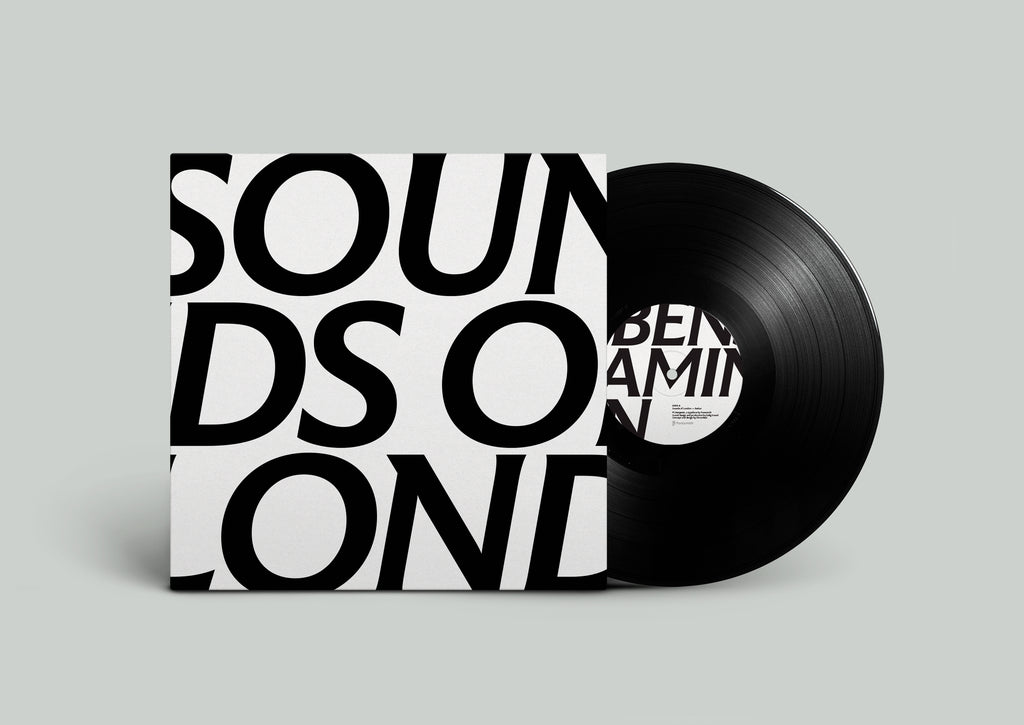 Limited-edition 'Sounds of London' vinyl
