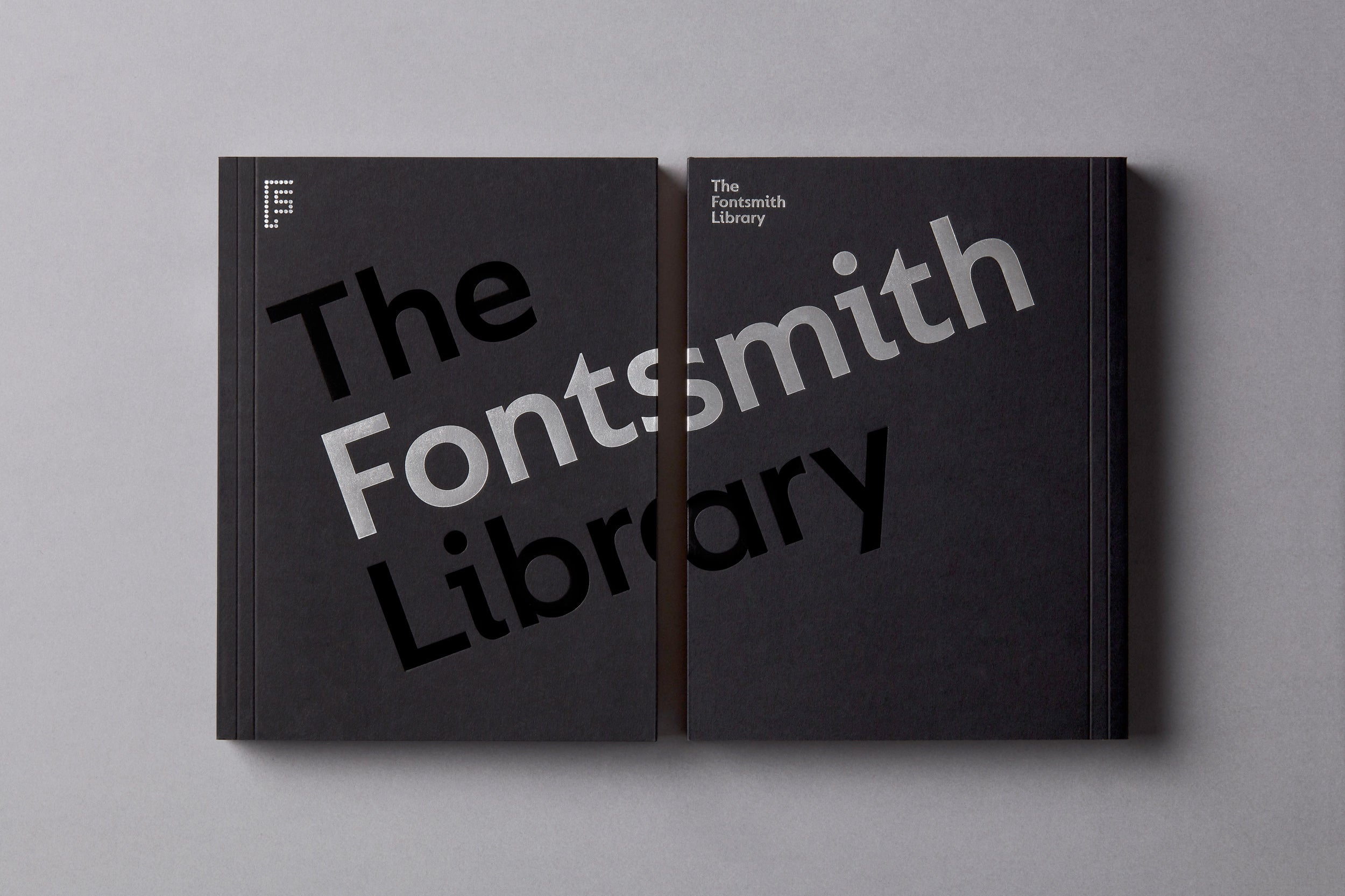 Fontsmith Library Book