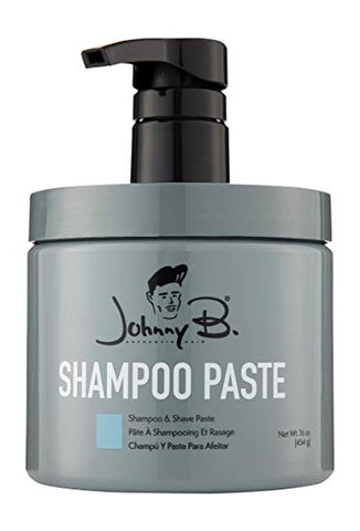Shampooing Paste Johnny B. 16 oz