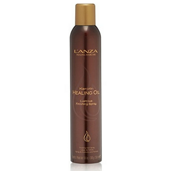 Keratin Healing Oil Lustrous Finishing Spray L'Anza 350ml