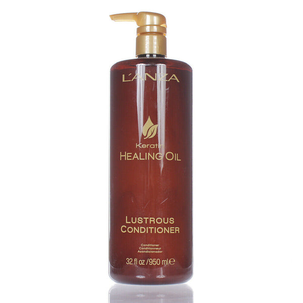 L'ANZA, Keratin Healing Oil, Lustrous Conditioner 950ml