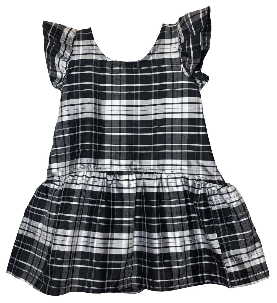 The Darling Dress-Samantha Plaid