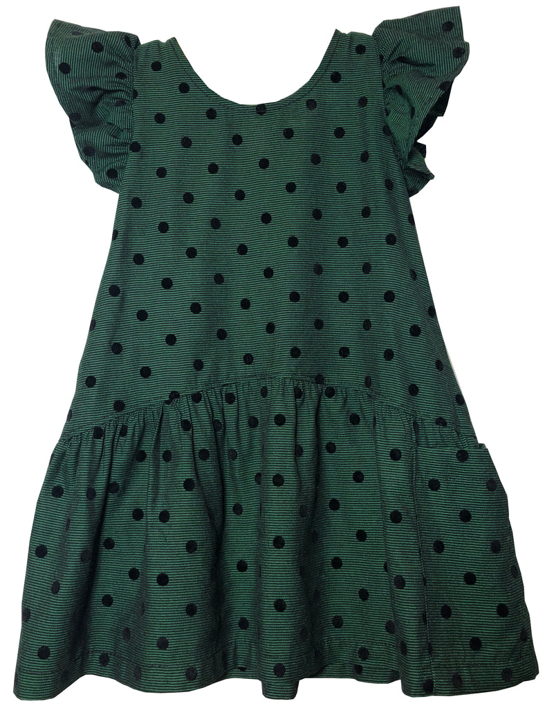 Brittany Dot Dress