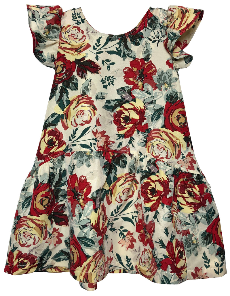 The Darling Dress-Charlotte Floral