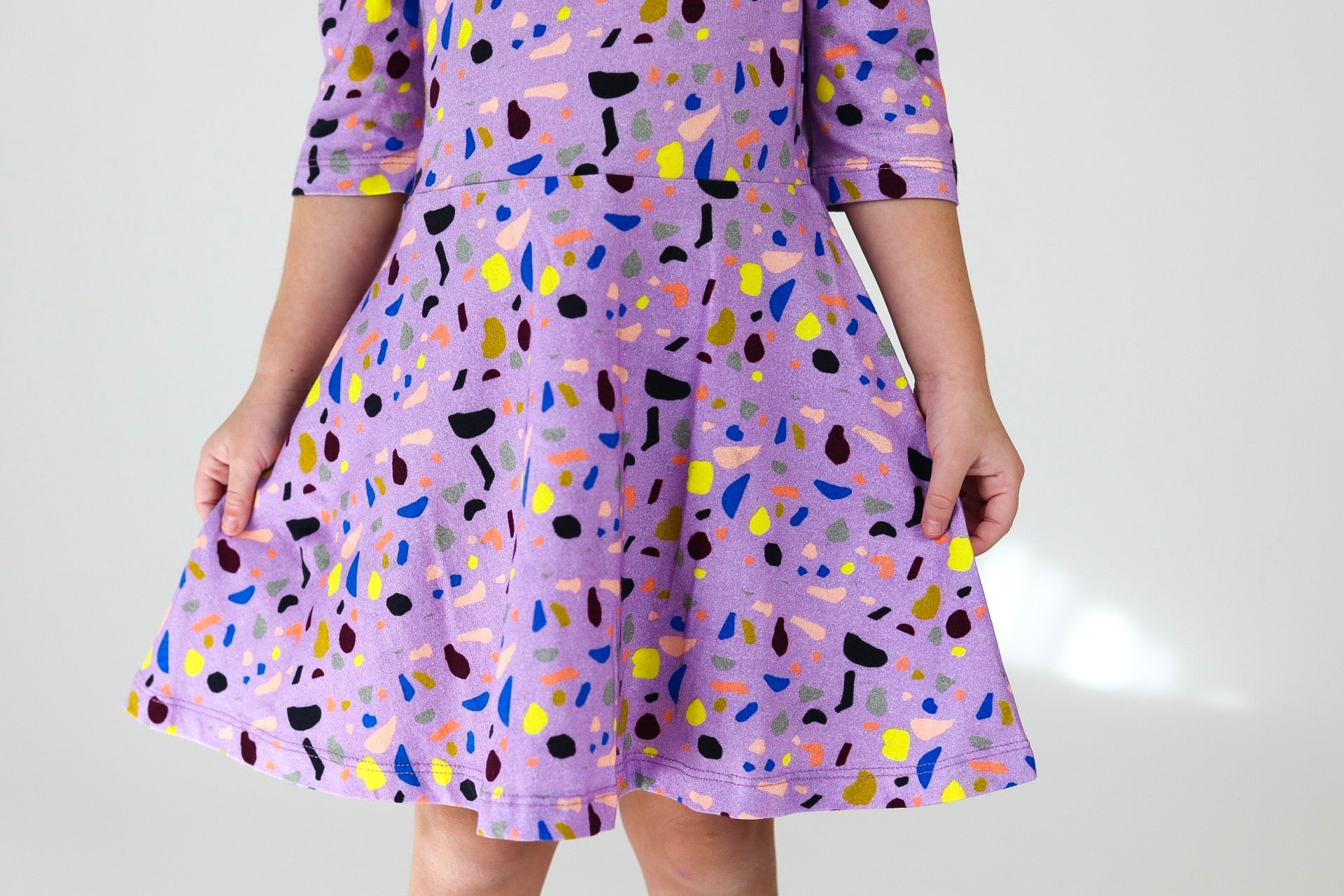 The Bubbly Dress---Collette's Shapes