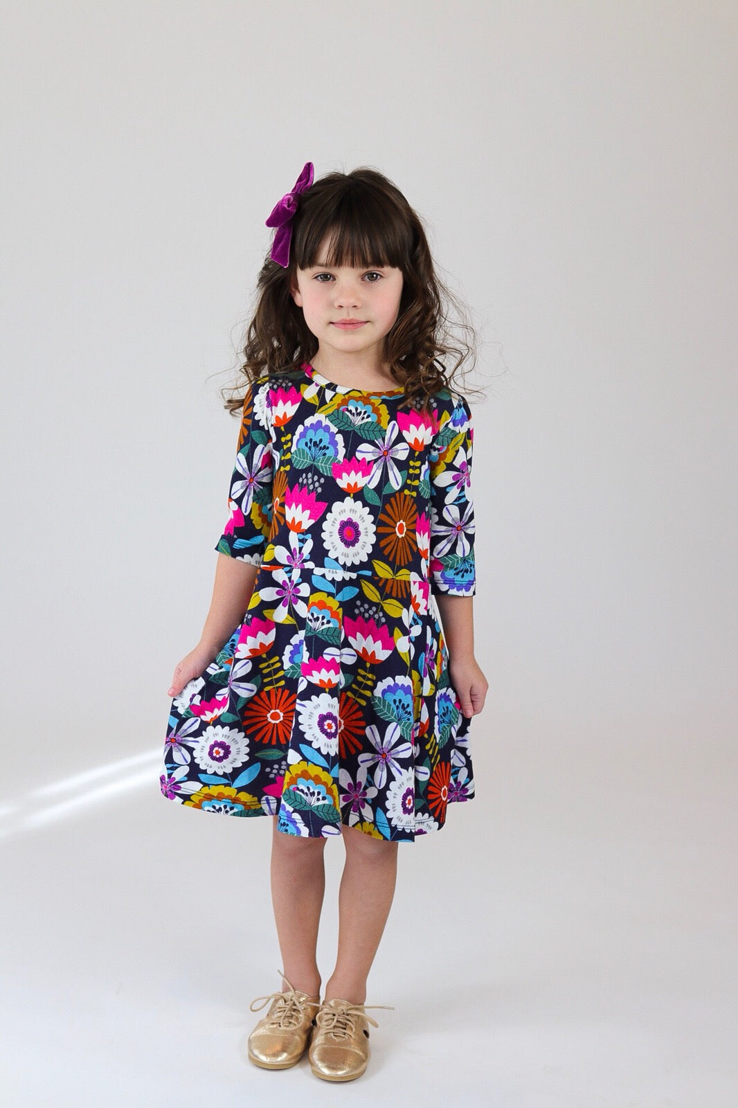 The Bubbly Dress---Annika's Flowers