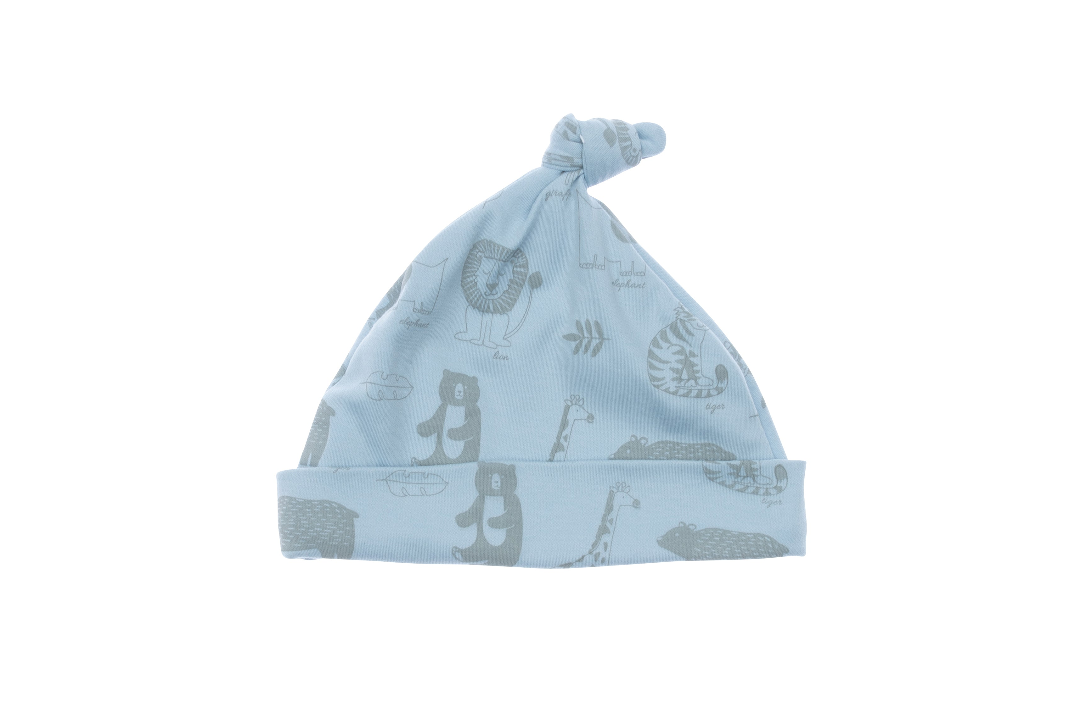 Animal Baby Layette Gift Set-Blue