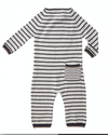 Griffin Lion Stripe Coverall