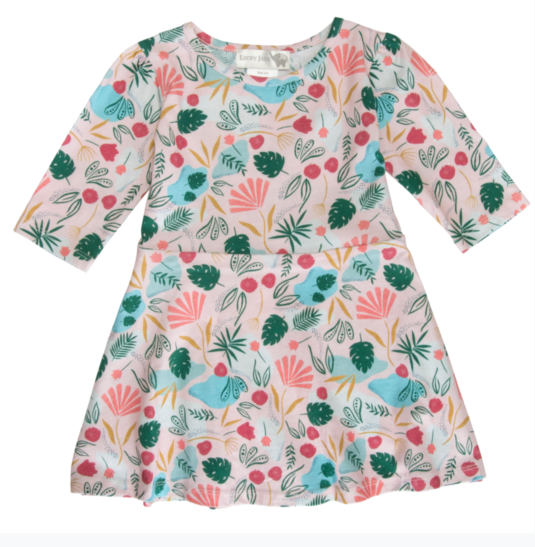 Botanical Dreams Bubbly Dress