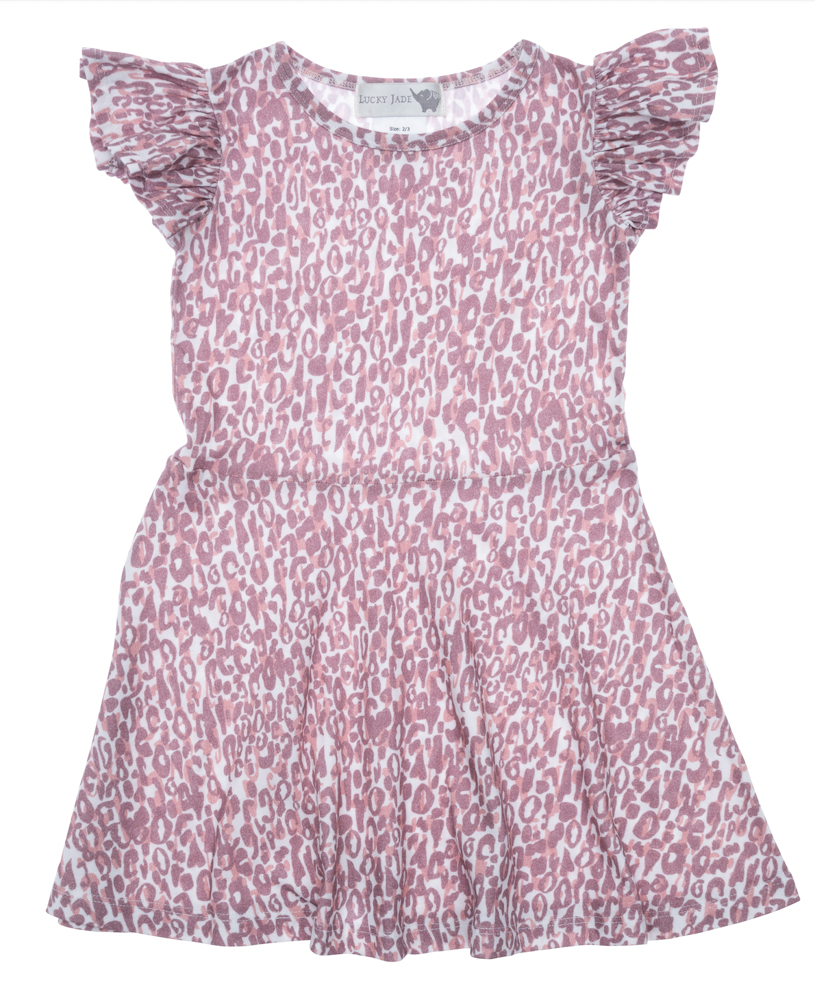 The Flutter Dress--Lilac Dreams