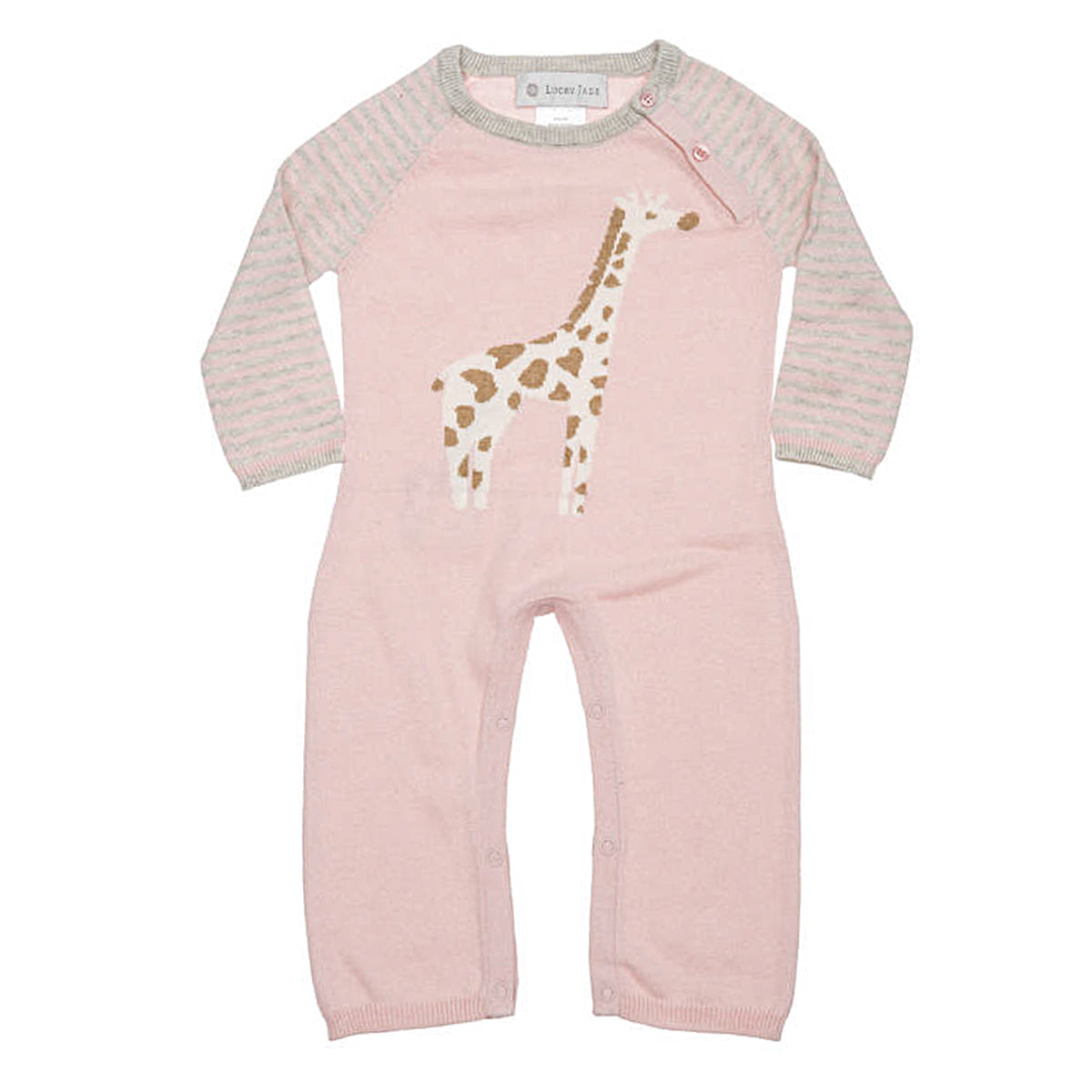 Cameron Coverall - Duchess Pink