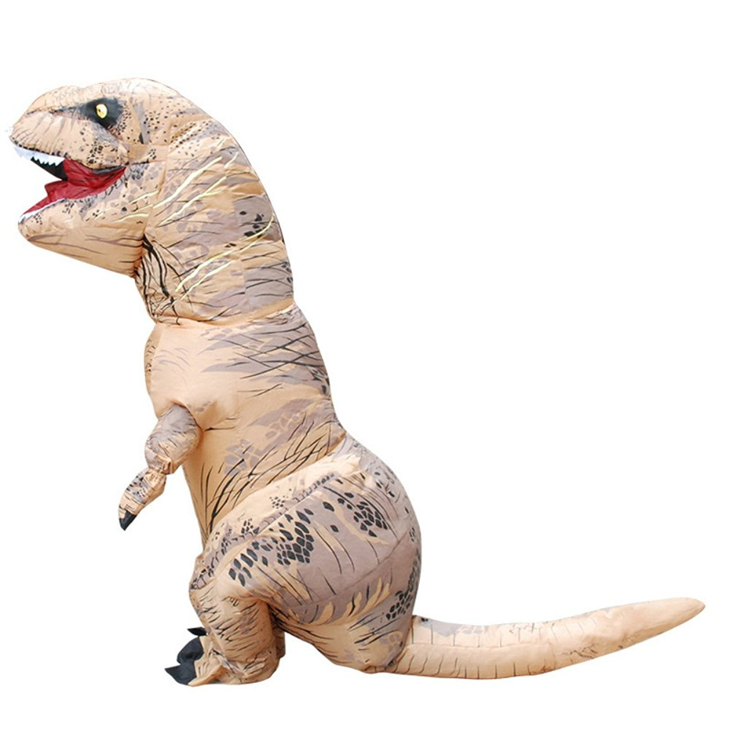 Yuanyistyle Kids T-Rex Inflatable Costume (Child's height
