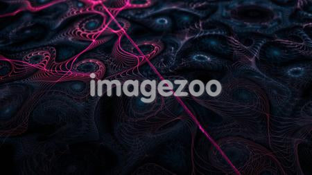 Magenta abstract digital background