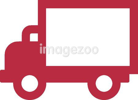 Drawing of a delivery truck