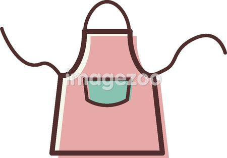 Illustration of an apron