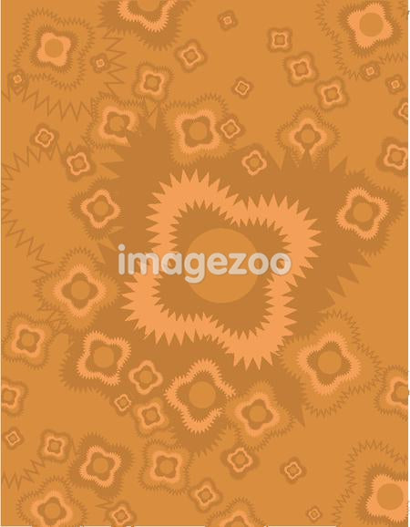 An orange abstract background