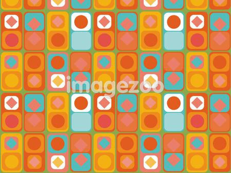 A colorful and vibrant pattern