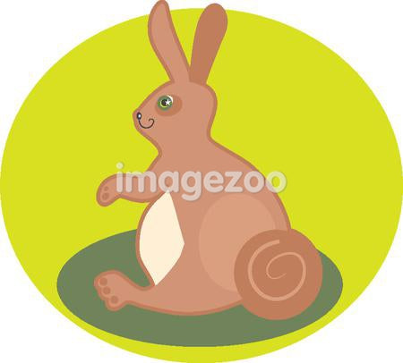 Illustration of a bunny rabbit
