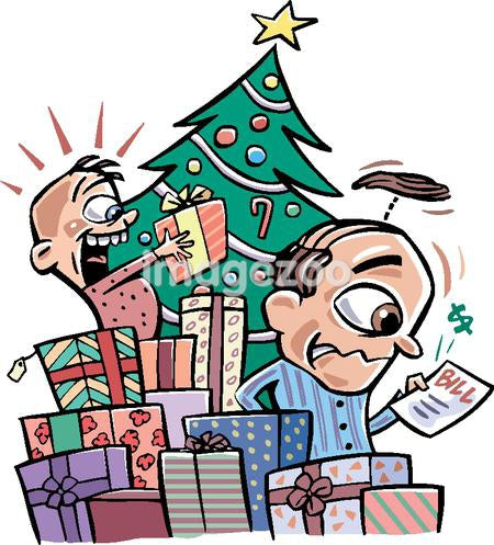 Christmas surprises and expenses