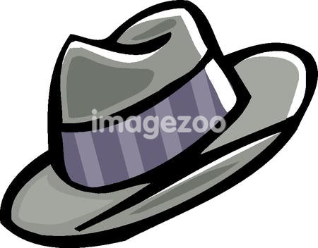 Drawing of a hat