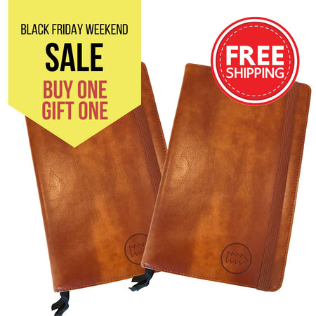 Black Friday : 2 x Deluxe Planner (2 quarters)