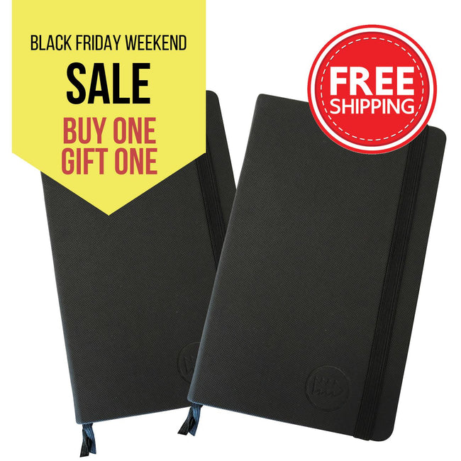 Black Friday : 2 x Classic Planner (2 quarters)