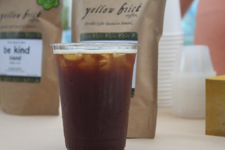 Farmers Markets - Linking Yellow Brick Coffee to the Local Community