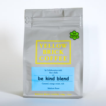 Be Kind Blend [Notes: Milk chocolate, hazelnut, creamy]