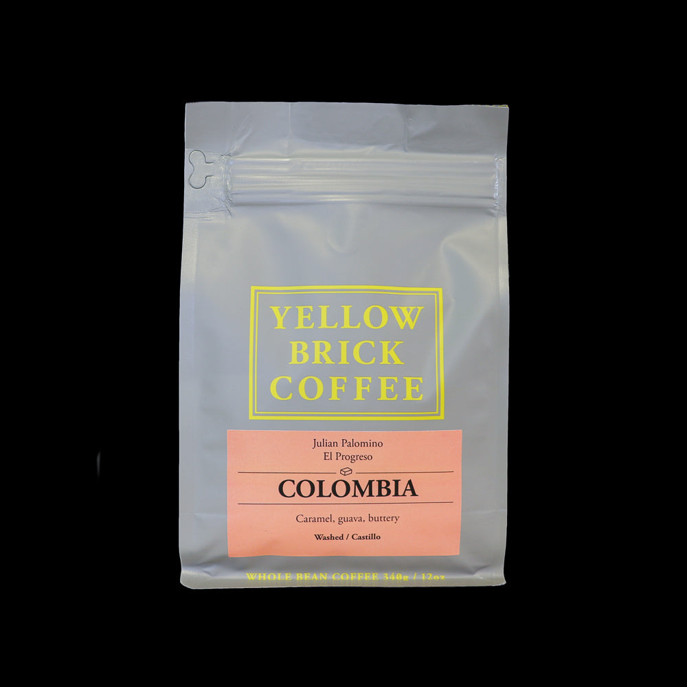 Colombia: El Progreso [Notes: Caramel, guava, buttery]