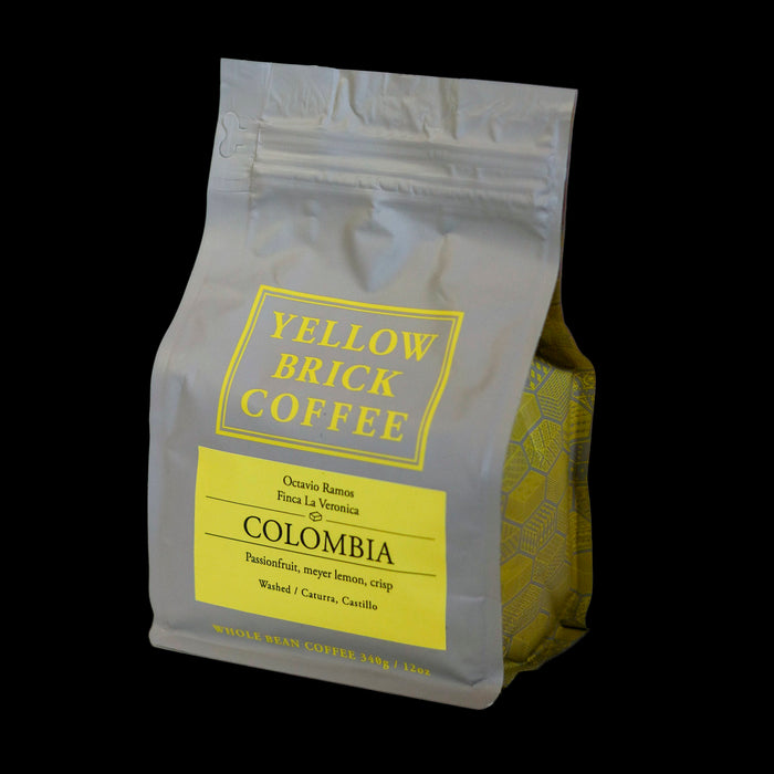 Colombia - Finca La Veronica [Notes: Passionfruit, meyer lemon, crisp]