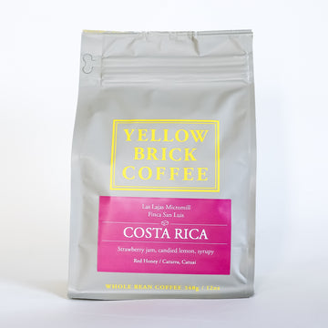 Costa Rica Honey: Las Lajas