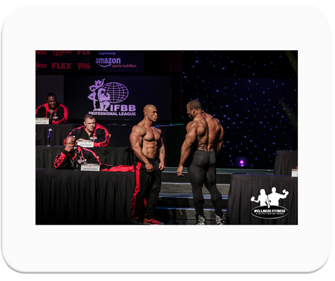 Olympia Kevin Levrone Mousepad