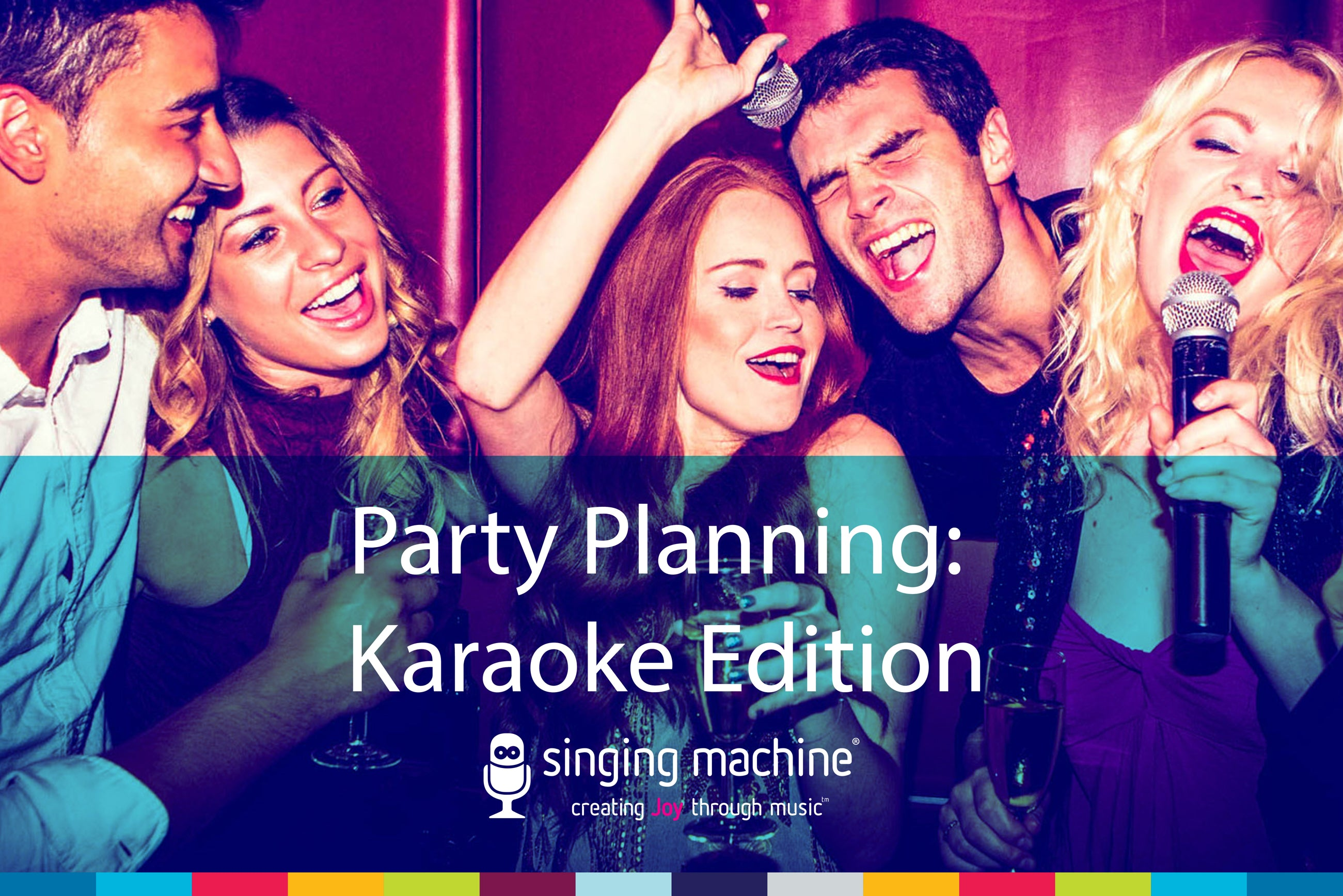 Party Planning: Karaoke Edition