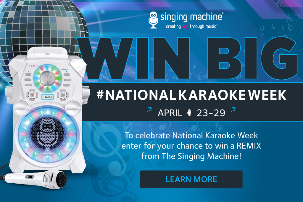 Five Ways To Celebrate National Karaoke Week