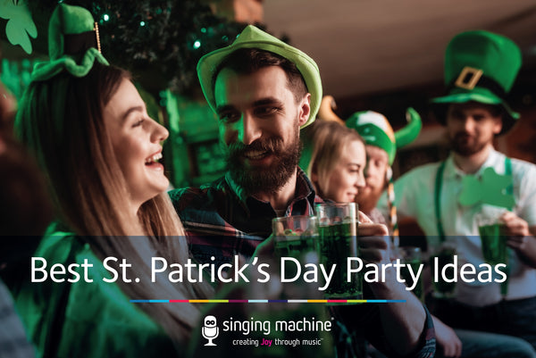 Best St. Patrick's Day Party Ideas