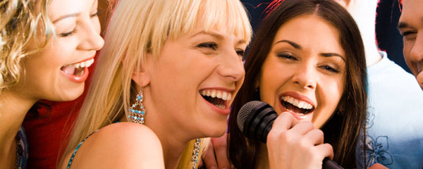 Downloadable Karaoke Songs - Right Here!