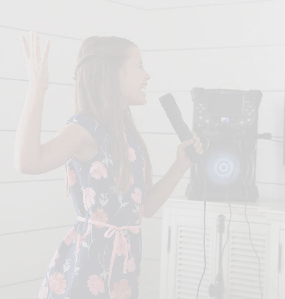 Karaoke Systems - Mobile, At Home, Bluetooth   The Singing