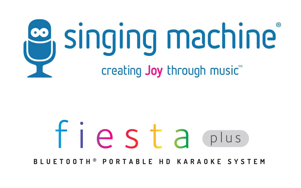 Singing Machine Fiesta Plus