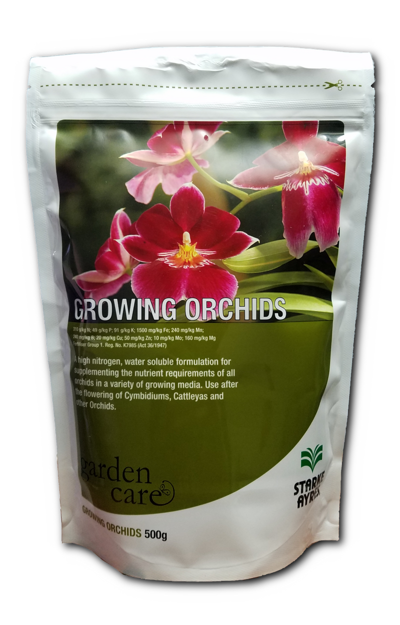 Growing Orchid Food 500g