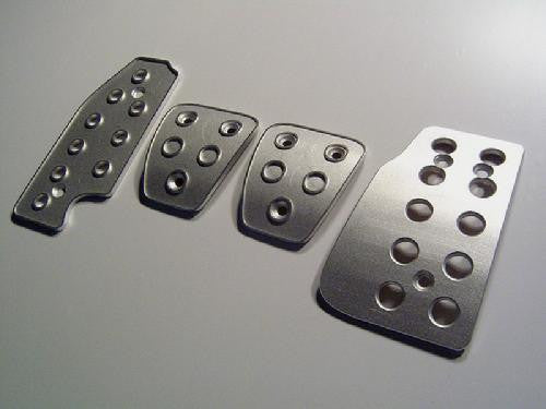 Acura NSX Billet Pedal Set - Pedal Covers