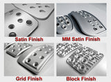 Mercury Pedal Covers