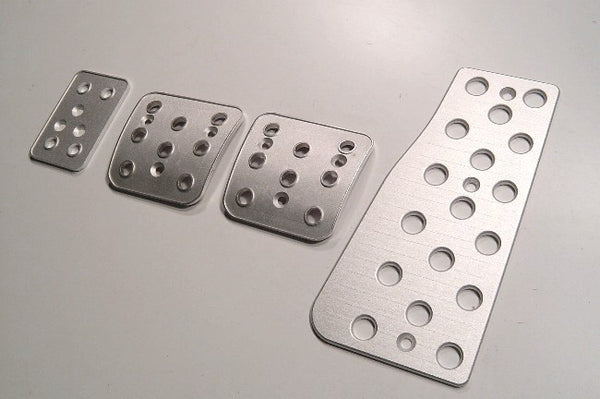 Dodge Ram SRT10 Billet Pedals - Pedal Covers