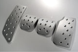 Honda S2000 billet pedals - pedal covers