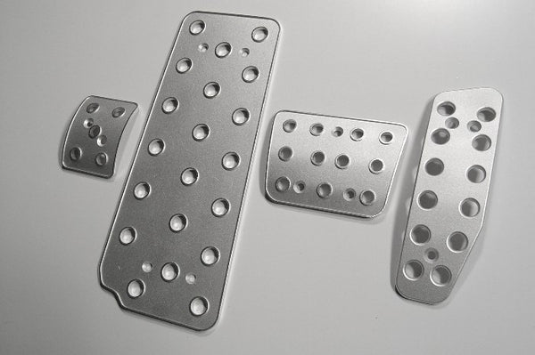 Hummer H3 billet Pedals - Pedal Covers