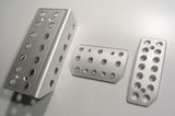 Land Rover LR2 Billet Pedal Set - Pedal Covers