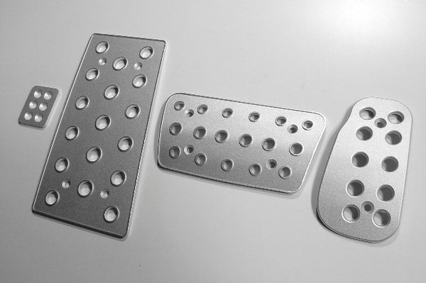 Lexus IS350 billet pedals - pedal covers