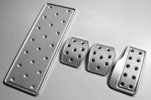 Mazda 3 Billet Pedal Sets - Pedal Covers
