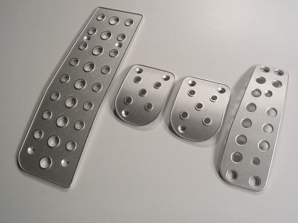 Mazda miata billet pedal sets - pedal covers