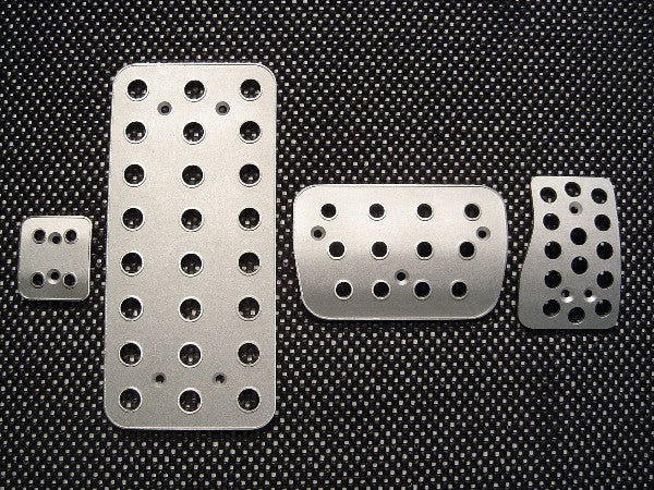 Mercedes M Class Billet Pedals - Pedal Covers