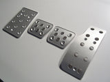 Nissan 350Z Car billet Pedals - Pedal Covers